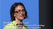 Barbara Fredrickson, positive emotions open our mind