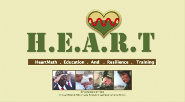 H.E.A.R.T. HeartMath Education And Resilience Training DVD Trailer