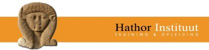 Logo Hathor-instituut