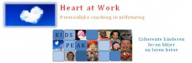 Logo's Heart at Work - Kids Peak